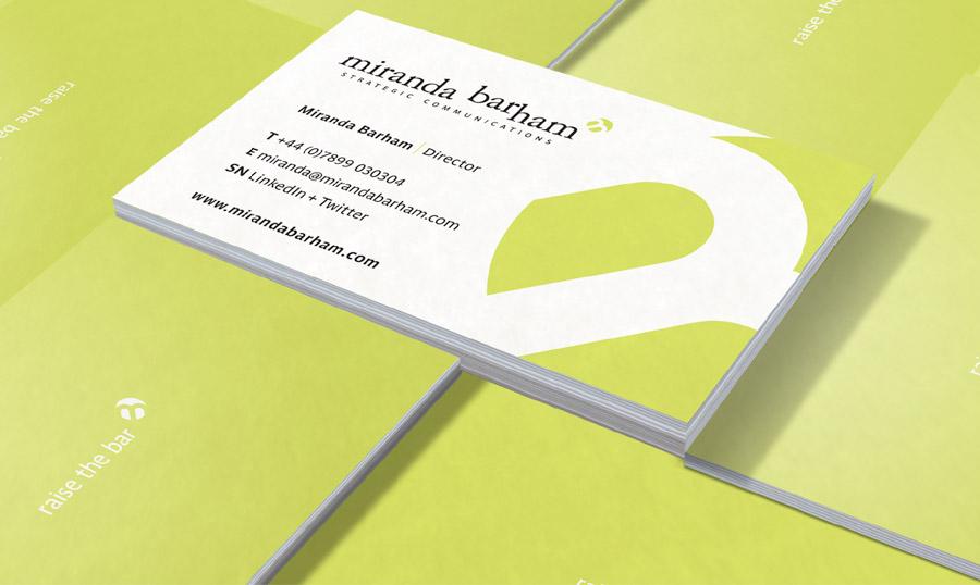Miranda Barham Branding