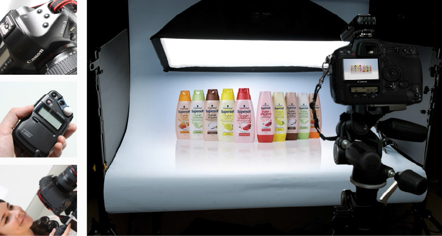 product photoshoot