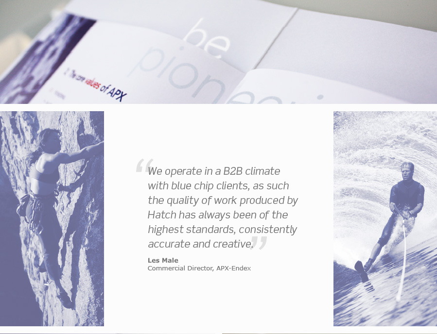APX Code of Conduct Brochure Quote