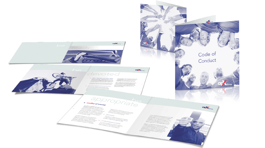 APX Code of Conduct Brochure