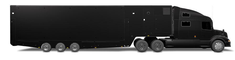 Big TV Master Truck