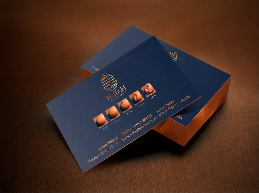 Hatch Brand Bussines Card
