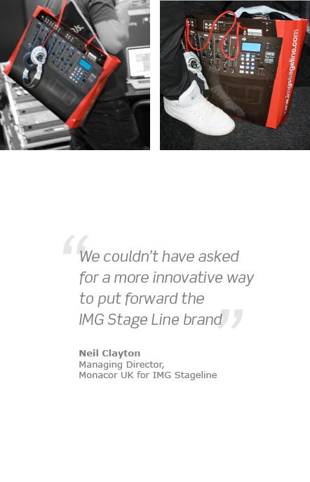 IMG Optical Illusion Show Bag
